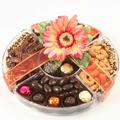 Passover 5-Section Lucite Gift Tray