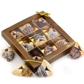 9-Pc. Chocolate Dipped Hamantaschen Gift Box