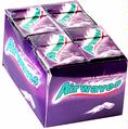 Airwaves Cassis & Menthol Gum Pellets - 16CT Box