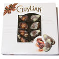 22-Pc. Belgian Chocolate Seashells