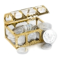 Nut-Free Chanukah Gelt Treasure Chest
