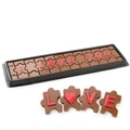 Romantic Milk Chocolate Puzzle Gift Box says I Love You