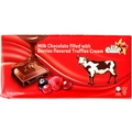 Passover Elite Milk Chocolate Bar Filled with Berry Cream - 12CT Box