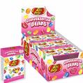 Jelly Belly Conversation Sour Jelly Beans 1.2 oz Box - 24CT Case