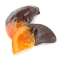 Dark Chocolate Dipped Orange Slices