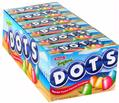 Tropical Dots Gumdrops Candy 2.25 oz Box - 24CT Box