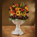 Dried Fruit Floral Arrangement