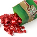 Red Fruit Flashers Hard Candy - Cherry