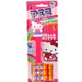 Pez Candy Hello Kitty Dispenser & Refills