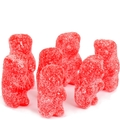Unbearably Hot Red Cinnamon Gummy Bears
