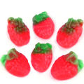 Wild Strawberry Licorice Gummies - 2.2 LB Bag