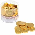 Nut-Free Dark Chocolate Coins Tub - 70 Count