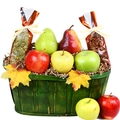 Thanksgiving Fruit Feast Farmer's Basket