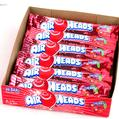 AirHeads Cherry Taffy Candy Bars - 36CT Box