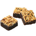 Slivered Almond Brownies