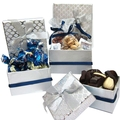 Chanukah Silver Gift Boxes (Israel Only)