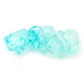 Light Blue Rock Candy Strings - Cotton Candy