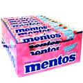 Mentos Strawberry Yogurt Candy Rolls - 40CT Case