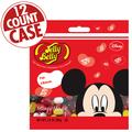Jelly Belly Mickey Mouse Jelly Beans - 2.8 oz Bag - 12CT Case