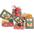 Mistletoe Holiday Gift Tower