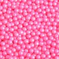Pink Shimmer Pearl Candy Beads