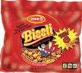 Passover Pizza Flavored Xtra Long Bissli Snack - 6-Pack (Gebrokts)