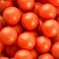 Orange Shimmer Pearl Gumballs