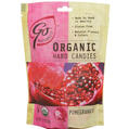 Organic Hard Candy - Pomegranate