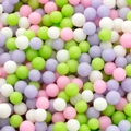 Pastel French Mints - Spheres