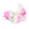 Pink & White Salt Water Taffy - Strawberry & Crème