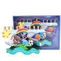 Sports Rainbow Menorah