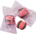 Pink Soft Candy Balls - Strawberry