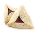 Sugar-Free Raspberry Hamantaschen