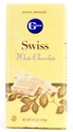 Passover Swiss White Chocolate