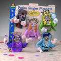 Purim Finger Puppets