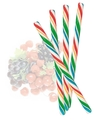 Tutti Frutti Candy Sticks