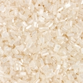 White Sparkling Coarse Sugar Crystals - 11 oz