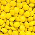Yellow M&M's Chocolate Candy