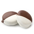 Black & White Coated Sandwich Cookies