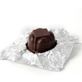 Passover Gold Foiled Chocolate Truffles - 18 Pc.