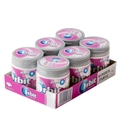 Orbit Sugar-Free Bubblemint Gum 60 Pellets - 6CT Jars