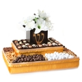 2-Tier Bar Mitzvah Gift Basket