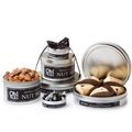 Shalach Manos Gourmet Tower of Tins Purim Gift Basket