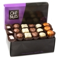 Non-Dairy Chocolate Truffle Kosher Gift Box - 18 Pc.