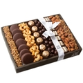Wooden Chocolate & Nuts Line Up - Medium 12