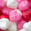 Jelly Belly Victorian Mellocreme Candy Hearts