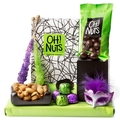Chartreuse Upscale Office Set Gift Basket