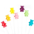 Teddy Bear Twinkle Pops - 24-Pack