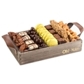 Wooden Chocolate & Nuts Line Up - Small 10.5