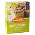 Passover Apple Crumb Cake Mix